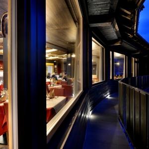 New Restaurant windows