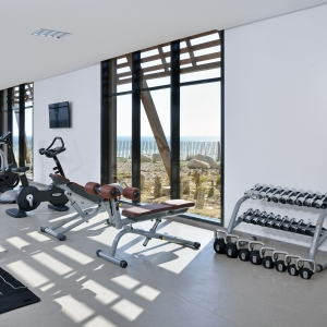 52SolHouseTaghazout-Gym