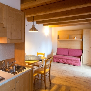Residence Civetta studio